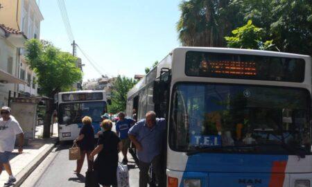 Aστικό ΚΤΕΛ: Αλλαγή διαδρομής στη γραμμή Νο 2 λόγω έργων