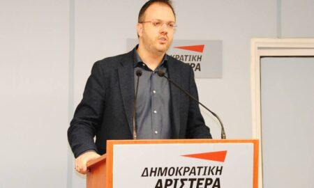 Θεοχαρόπουλος: ΣΥΡΙΖΑ και ΔΗΜΑΡ αποφασίσαμε να συμπορευτούμε