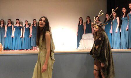 """8ο Διεθνές Νεανικό Φεστιβάλ Αρχαίου Δράματος: Πρεμιέρα με """"Ιππόλυτο"""" από Κολλέγιο της Ισπανίας"""