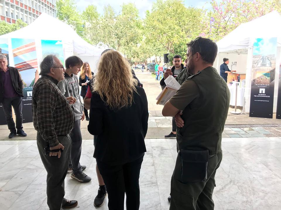 """Αυτοψία της Δημοτικής Αστυνομίας στην """"Alte"""" – Τατούλης: Όλα είναι εντάξει"""
