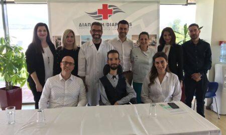 """Το Κέντρο Αποκατάστασης κι Αποθεραπείας """"Διάπλαση"""" επισκέφτηκε ο Στ. Κυμπουρόπουλος"""