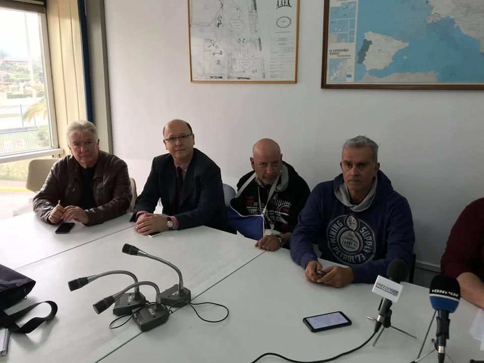 ΔΙΟΚΛΗΣ ΑΕ: Απολογισμός της διοίκησης από τον Γιώργο Φάβα