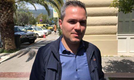 """Υποψήφιος με τον """"Ανοιχτό Δήμο"""" ο Σταύρος Λάμιας"""