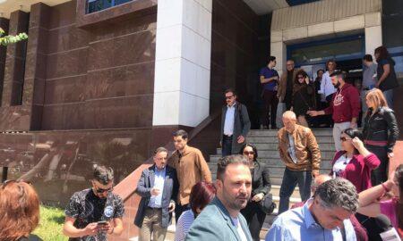 Δίκη Σαϊτομάχων: Τριήμερη προθεσμία πήραν οι κατηγορούμενοι κι αφέθηκαν ελεύθεροι