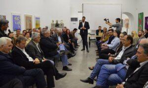 """Γερονικολός: """"Το μέλλον της Μεσσηνίας θα το διαμορφώσουν οι ενεργοί πολίτες"""""""