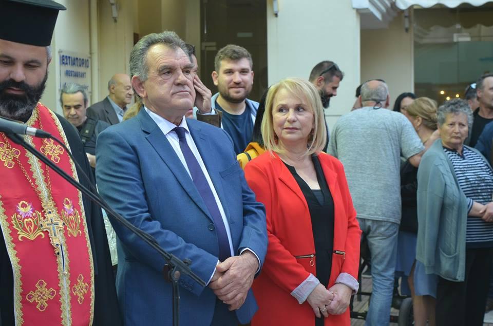 """Τσώνης: """"Μαζί συνεχίζουμε για έναν Δήμο Μεσσήνης πρότυπο"""""""