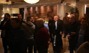 Επεισόδια σε συνέδριο της ΓΣΕΕ και στη Ρόδο με 4 τραυματίες – Υπό κατάληψη το ξενοδοχείο