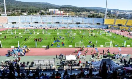 Φεστιβάλ Αθλητικών Ακαδημιών: Μεγάλη γιορτή του αθλητισμού στη Θεσσαλονίκη με συμμετοχή 3.000 παιδιών και γονέων