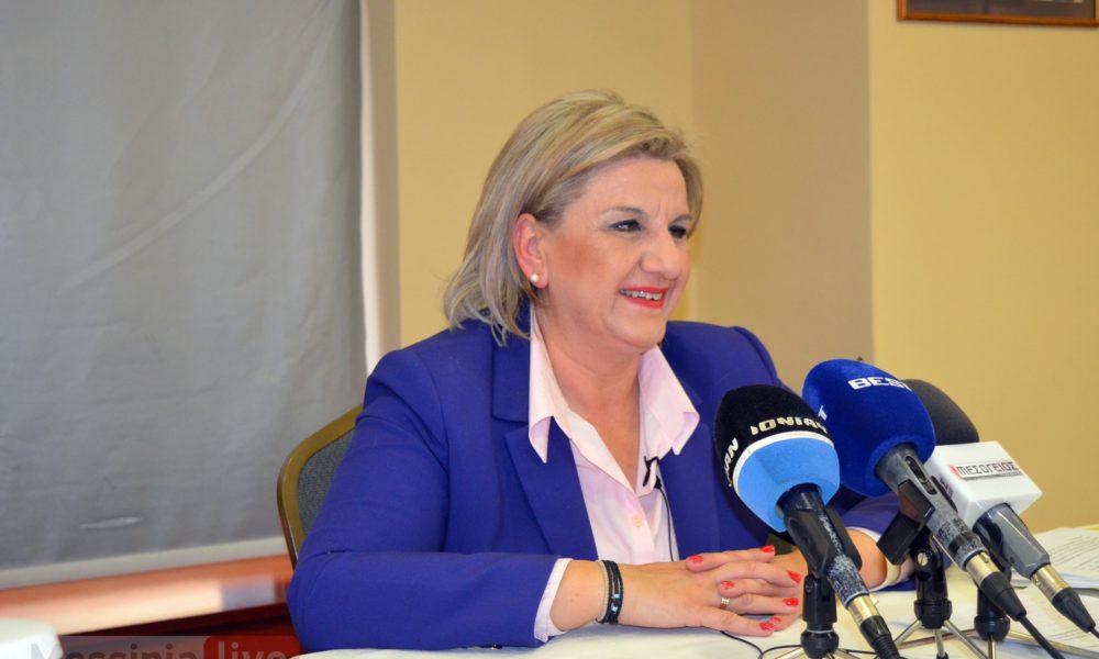 """Ένωση Ξενοδόχων Μεσσηνίας: """"Άριστη επιλογή η Αλειφέρη ως Αντιδήμαρχος Τουρισμού"""