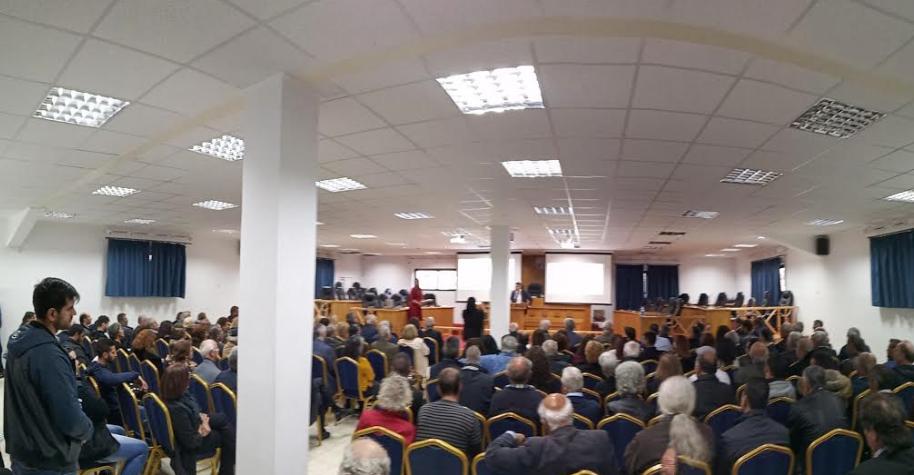 """""""Αναγέννηση Άνω Μεσσηνίας"""": Τις προτάσεις του και τον συνδυασμό του παρουσίασε ο Αδαμόπουλος"""