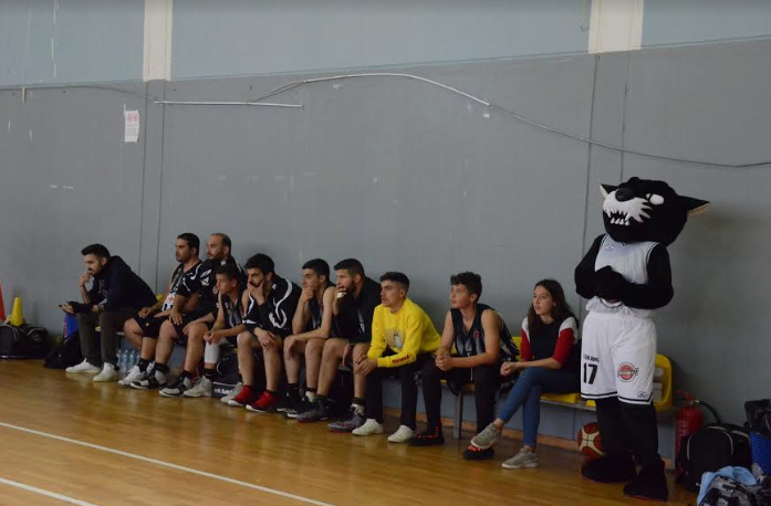 """""""ΑΟΜΑΡΑΣ"""": Πρώτη φορά μασκότ ομάδας μπάσκετ στη Μεσσηνία!"""