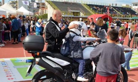 Στο παιδικό τουρνουά ποδοσφαίρου συμμετείχε η Αστυνομική Διεύθυνση Μεσσηνίας