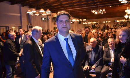 Αθανασόπουλος: Εγκαινιάζει αύριο το εκλογικό του κέντρο στη Μεσσήνη
