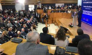 Το πρόγραμμά του για τον Δήμο Καλαμάτας παρουσίασε ο Θανάσης Βασιλόπουλος