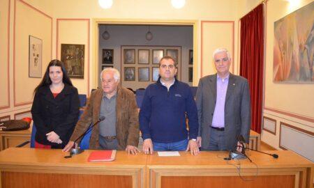 Βασιλόπουλος: Παρουσίασε 4 ακόμα υποψήφιους συμβούλους