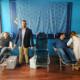 """Πραγματοποιήθηκε η εθελοντική αιμοδοσία που οργάνωσε ο συνδυασμός """"Δημιουργική Πρωτοβουλία για τον Δήμο Καλαμάτας"""""""
