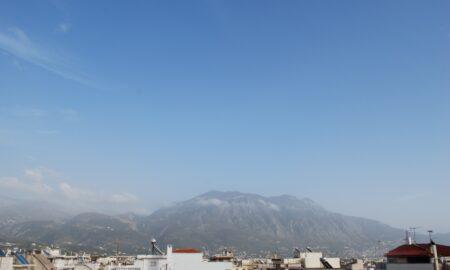 Καιρός Μ.Σαββάτου: Παραμένει η σκόνη, στους 26c το θερμόμετρο!