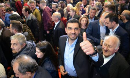 """Κωνσταντινέας: """"Η απάντηση δόθηκε από τον κόσμο μέσα στο γήπεδο"""""""