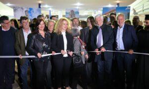 """Εγκαινιάστηκε η έκθεση εναλλακτικού τουρισμού """"ΑLTE Peloponnese"""""""