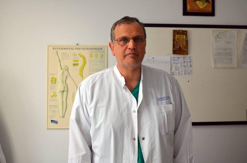 """Κάτσος: Από τη """"μάχη"""" για τη δημόσια υγεία στη """"μάχη"""" για ένα καλύτερο αύριο για τον Δήμο Καλαμάτας"""