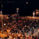 Συνάντηση τριών επιταφίων στο Λιμάνι Καλαμάτας