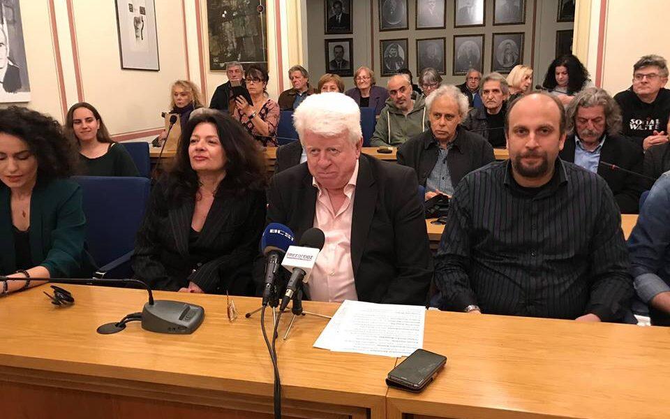 Κοινή δήλωση Γόντικα και Οικονομάκου για τη περιοδεία τους στο Δημαρχείο Καλαμάτας
