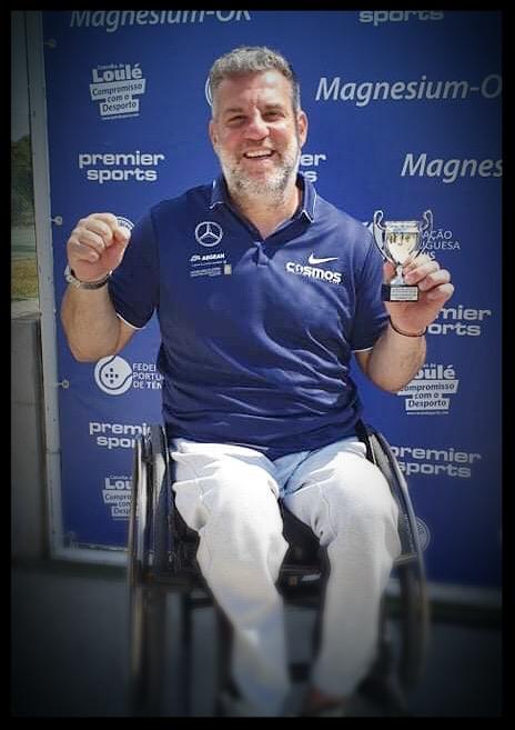2η θέση για τον Γιώργο Λαζαρίδη στο «Vilamoura Open»