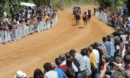 Πάνω από  1.500 θεατές παρακολούθησαν τις ιπποδρομίες στο Πλατύ