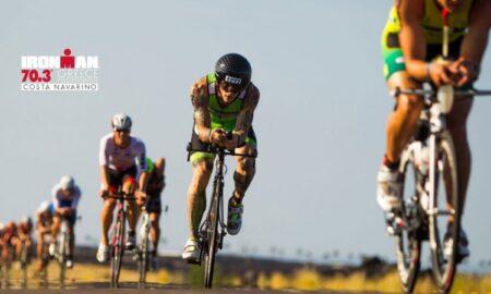 Τρίαθλο IRONMAN 70.3: Το παγκόσμιο αθλητικό γεγονός την Κυριακή στην Πύλο