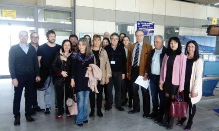 """""""Καλαμάτα Μπροστά"""": Συνάντηση με Μανδηλάρη για το Αεροδρόμιο Καλαμάτας"""