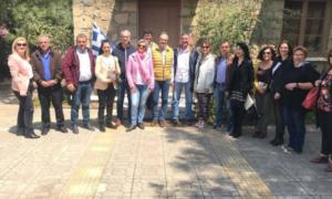 """Στη Μ.Μαντίνεια Κοσμόπουλος και """"Καλαμάτα Μπροστά"""""""