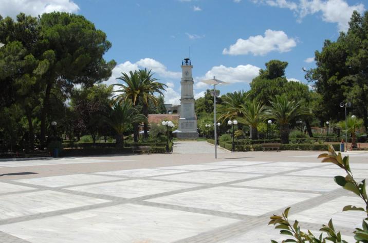 Κινητή Μονάδα Μαστογράφου στην κεντρική πλατεία Μεσσήνης