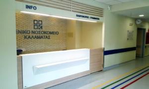Έρχονται 63 προσλήψεις στο Νοσοκομείο Καλαμάτας