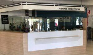 Μπέζος: 4 μεγάλα έργα ολοκληρώνονται μέσα στον Σεπτέμβριο στο Νοσοκομείο Καλαμάτας