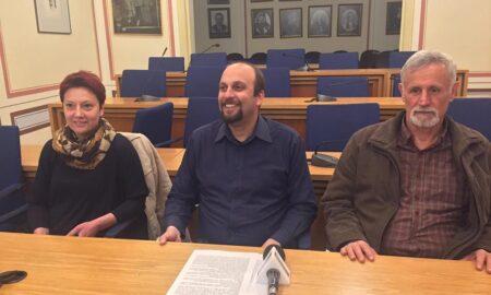 Τις θέσεις του για τα οικονομικά του Δήμου Καλαμάτας και τα σκουπίδια παρουσίασε ο Οικονομάκος