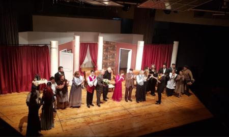 """ΜΕΘ: Τελευταίες παραστάσεις για την """"Ωραία μου κυρία!"""""""