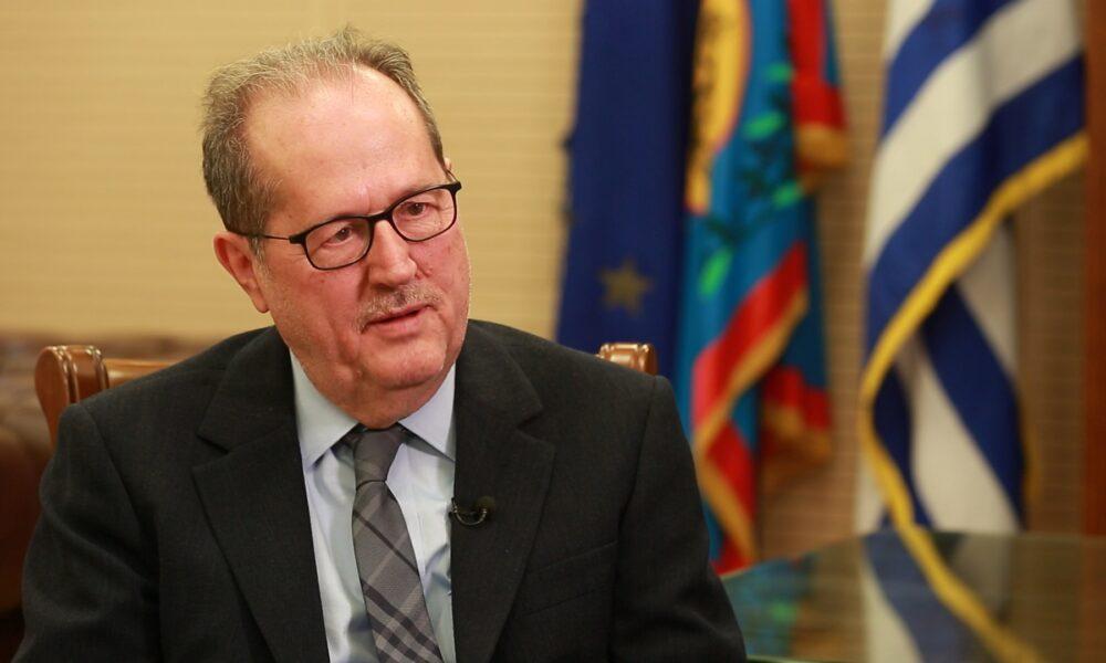 """Νίκας: """"Με το Διάζωμα θα υπάρξει συνεργασία σε θέματα πολιτισμού"""""""