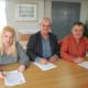 Υπογράφηκε η σύμβαση για την ανακαίνιση γηπέδων μπάσκετ στη Μεσσήνη