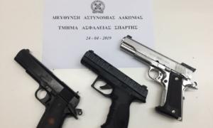 26 συλλήψεις στη Μεσσηνία μέσα σε τρεις μέρες