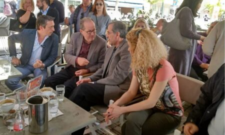 """Σαμαράς: """"Πρώτο κριτήριο είναι η Πατρίδα, όχι τα πρόσωπα"""""""