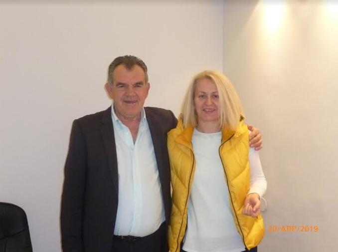 Νέα υποψήφια στον συνδυασμό του Τσώνη