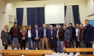 """Στο Επιμελητήριο Μεσσηνίας Τζαμουράνης και """"Πρότυπος Δήμος"""""""