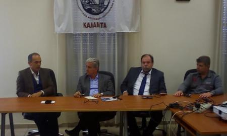 Σε Πανεπιστήμιο Πελοποννήσου και Ακοβίτικα ο συνδυασμός του Τζαμουράνη