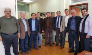 """Στο ΤΕΙ Πελοποννήσου Τζαμουράνης και """"Πρότυπος Δήμος"""""""