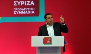 """Τσίπρας: """"Η Καλαμάτα σήμερα έστειλε ένα μήνυμα νίκης"""""""