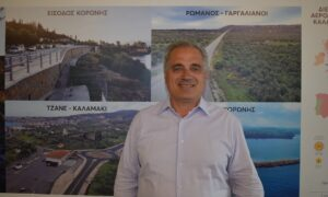 Παναγιωτόπουλος: Ο Τατούλης συνθέτει, δεν διχάζει