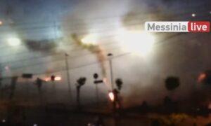 Σαϊτοπόλεμος: Βίντεο ντοκουμέντο από το τραγικό δυστύχημα