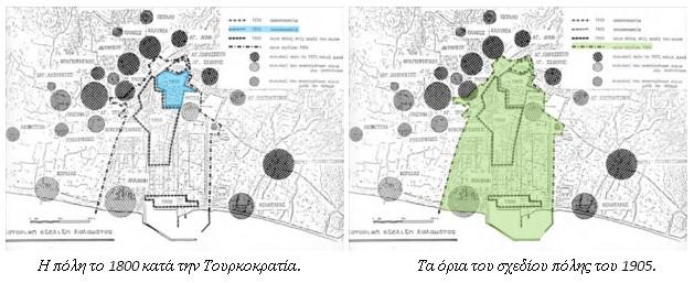 Παπαευσταθίου:Η εξέλιξη μιας πόλης που αναζητά την απογείωση