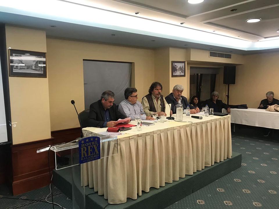 """Πετράκος: Παρουσίασε αρχές και συνδυασμό της """"Αγωνιστικής Συνεργασίας Πελοποννήσου"""""""