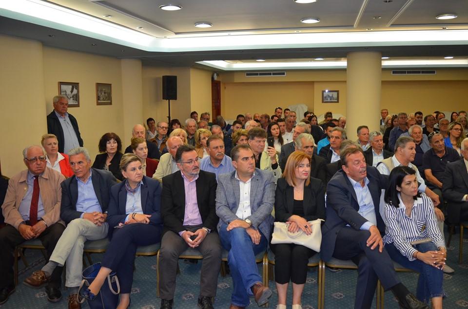 """Μιχαλολιάκος: """"Οι Ευρωεκλογές δεν είναι δημοσκόπηση, είναι λαϊκή ετυμηγορία"""""""